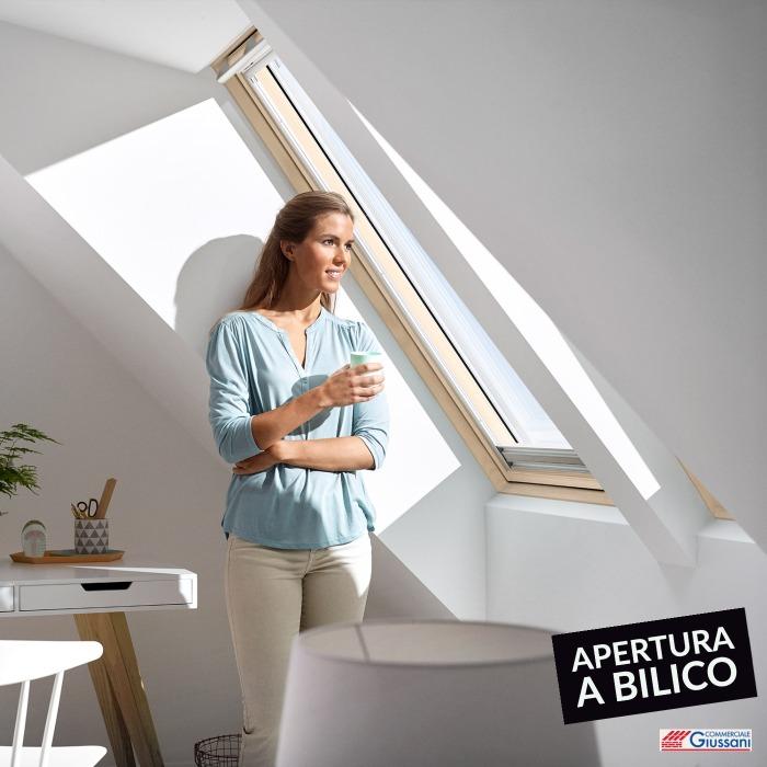Finestre tetto apertura a bilico 2 giussani barlassina cormano