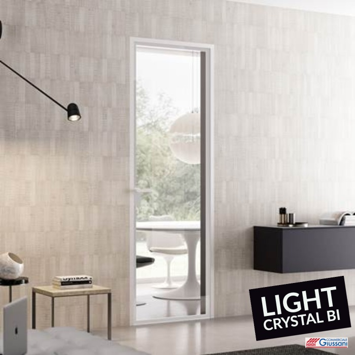 Porte bertolotto Grafite mini light crystal BI filomuro giussani barlassina