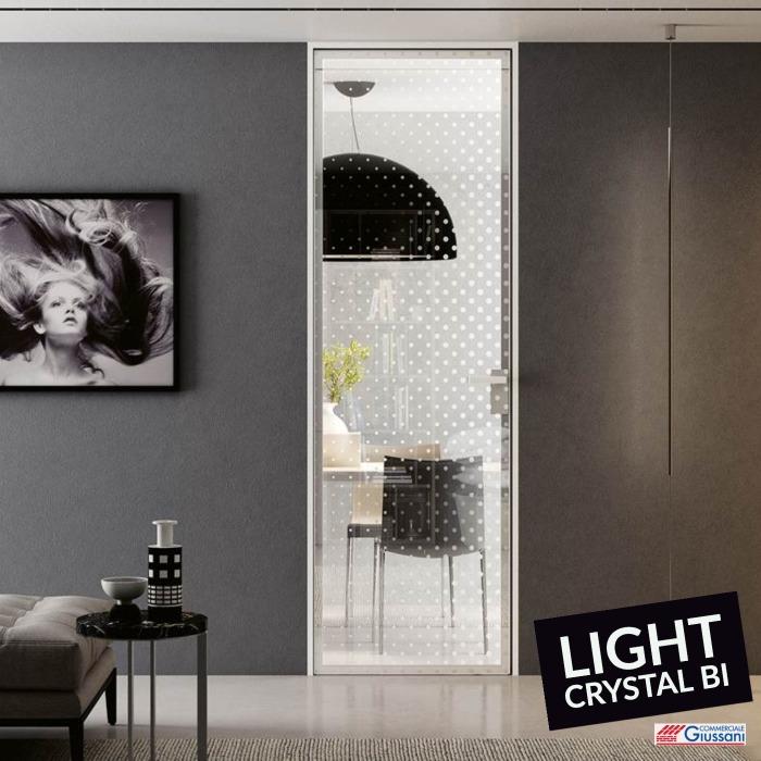 Porte bertolotto Grafite mini light crystal BI giussani barlassina