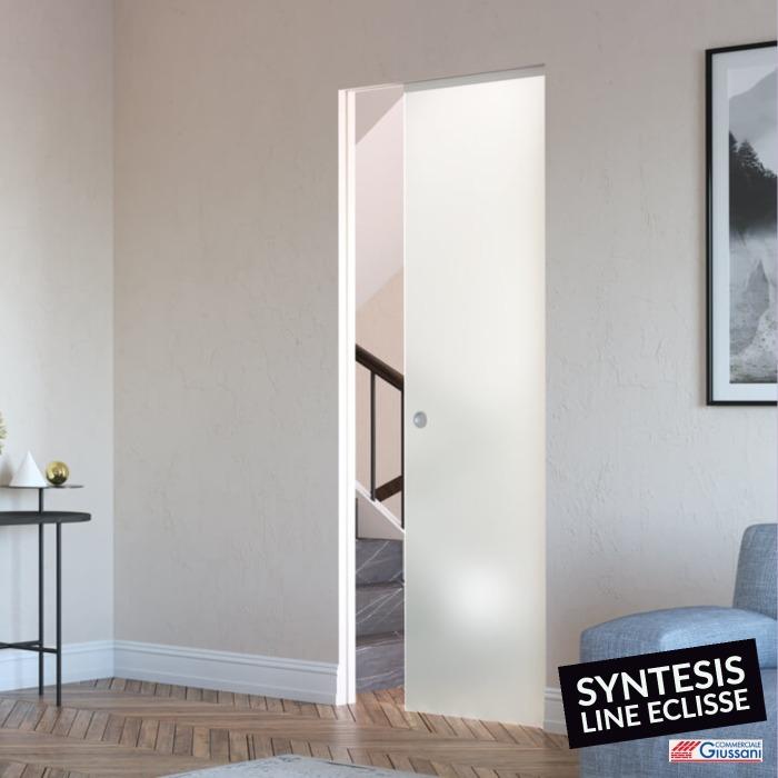 Porte bertolotto syntesis line eclisse vetro giussani barlassina