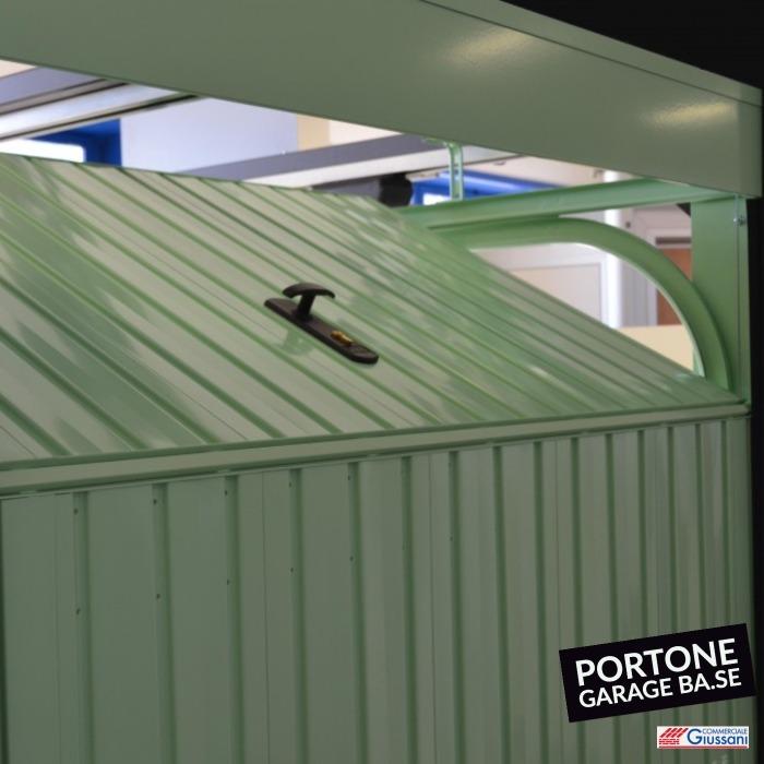 Portone garage dierre BA SE dettaglio giussani barlassina cormano