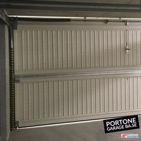 Portone garage dierre BA SE interno giussani barlassina cormano